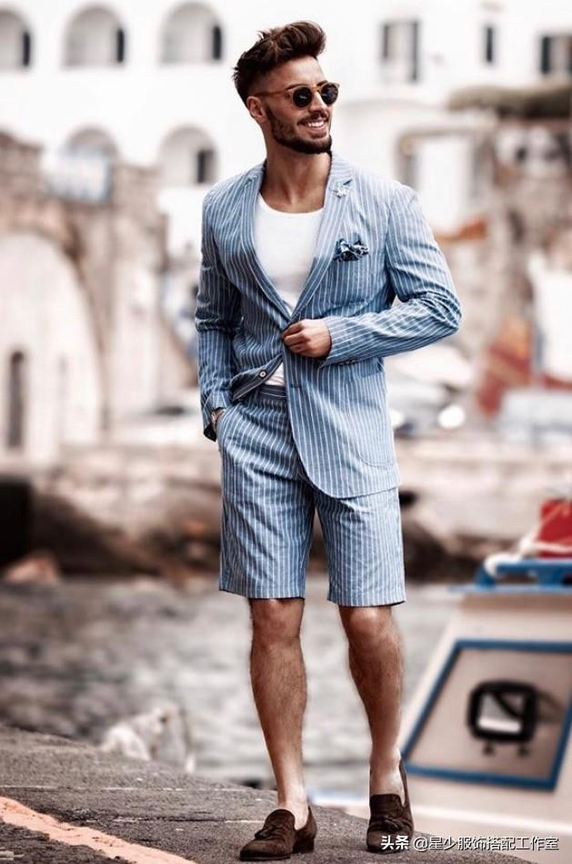 """男人长袖短裤椰子鞋丑?从""""被吐槽""""到""""被夸赞"""""""