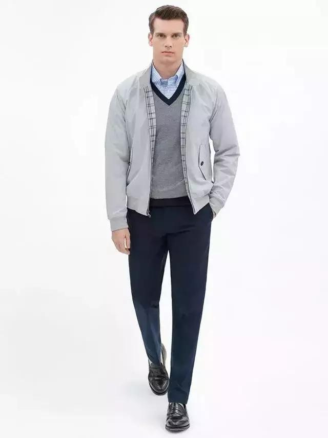 领导最爱的哈灵顿夹克,相信你也想穿!