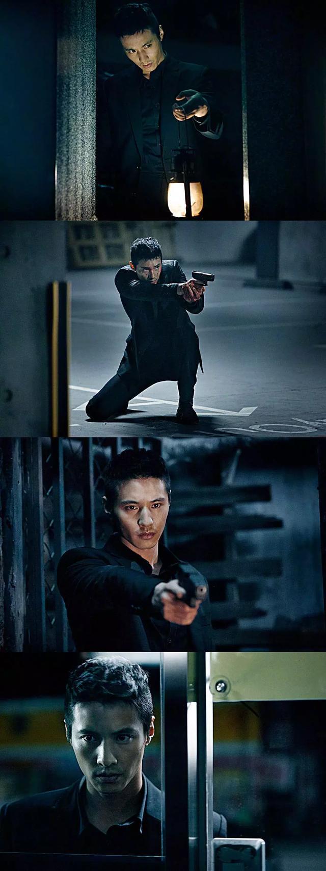 元斌在这部电影里真是神仙颜值和身材啊!