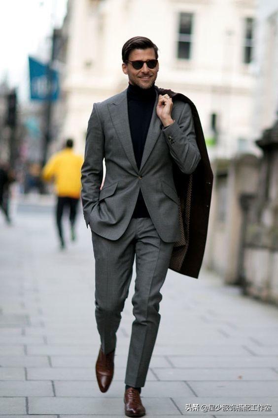 男人入秋不知穿什么?耍帅只差这5种风格