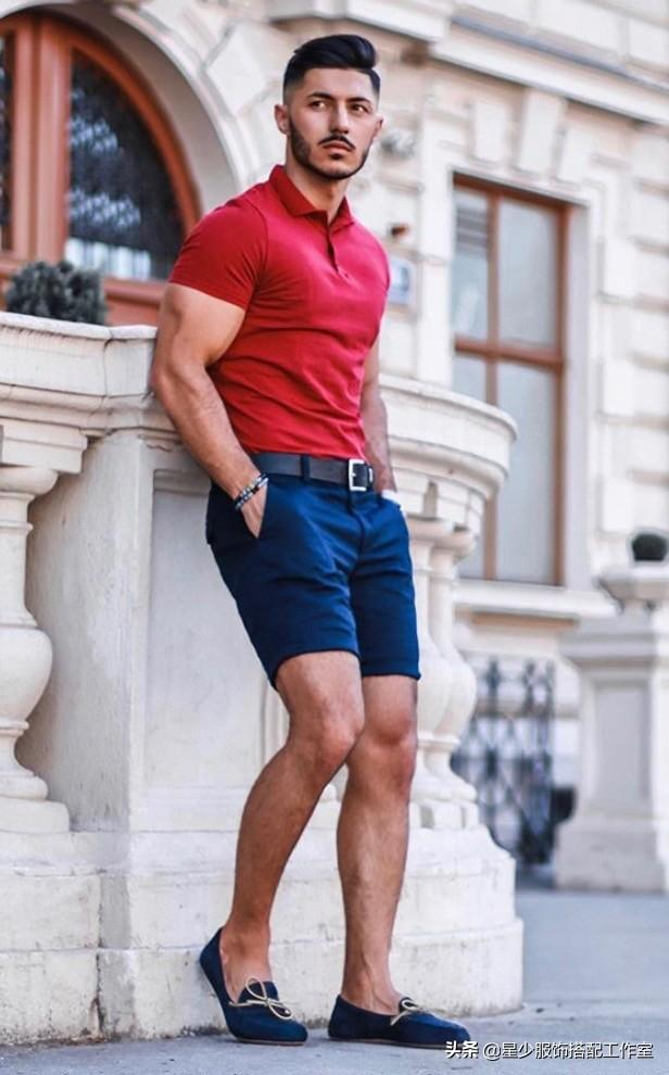 男人高品位指南:重点太多反而没重点,注重搭配