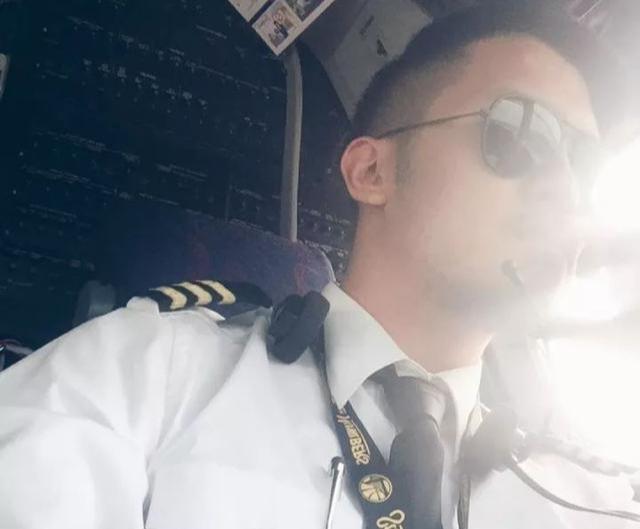 185CM飞行员男人味十足,是你想要这样的男友吧