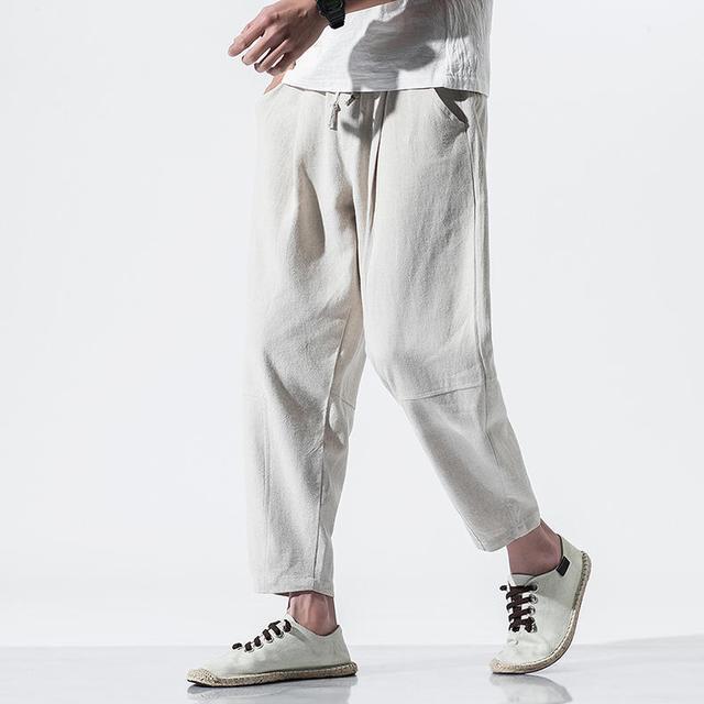 夏天裤子不好选?这些材质舒适又有型